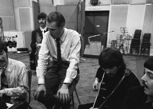 George Martin: The Lost Interview