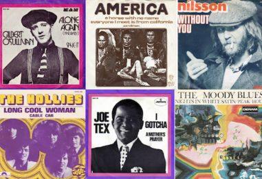 45 Years Ago: Top Radio Hits 1972
