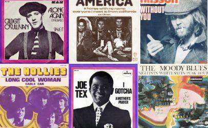 Look Back: Top Radio Hits 1972