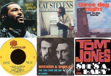 Look Back: Radio Hits April 1971