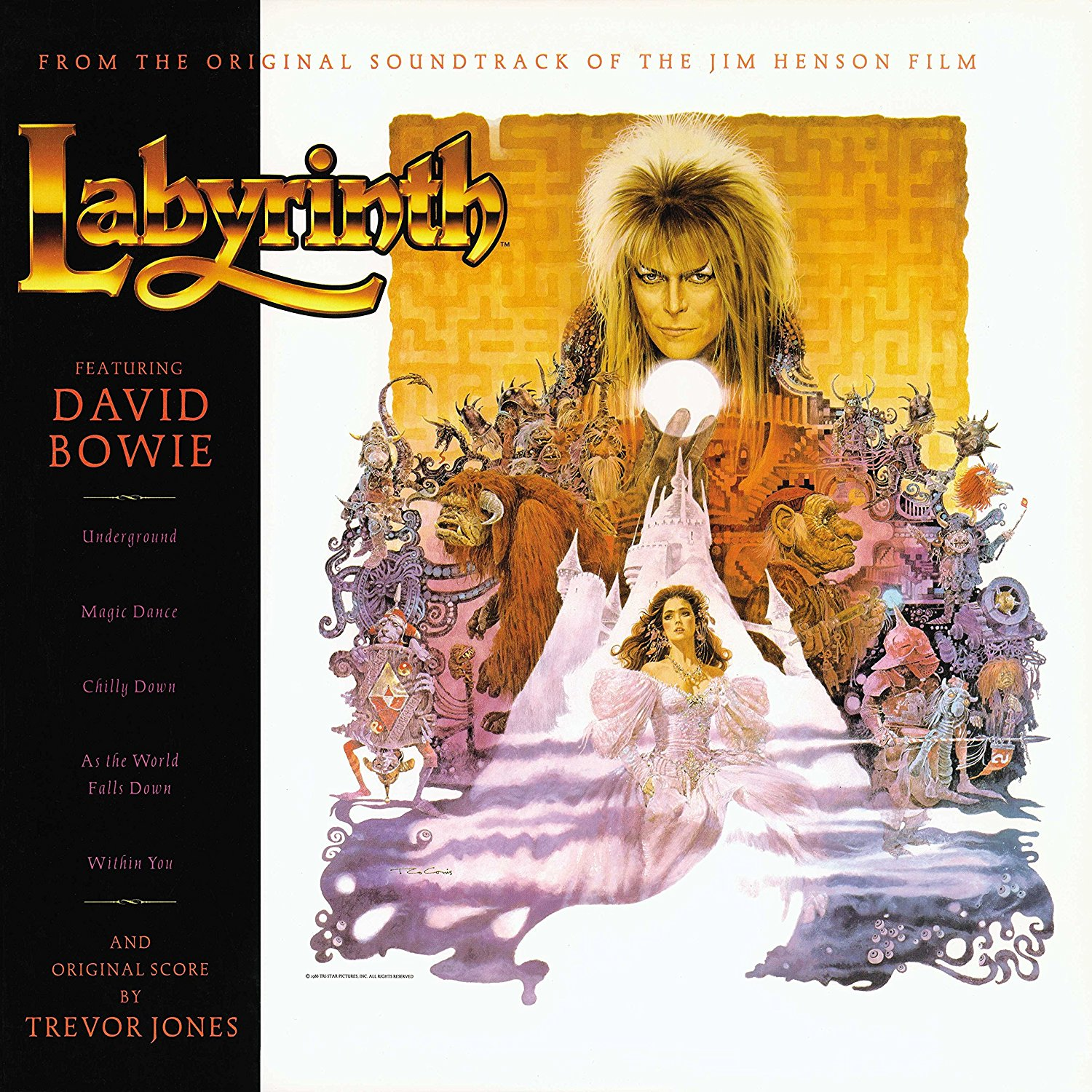 David Bowie \'Labyrinth\' Soundtrack Reissue Coming   Best Classic Bands