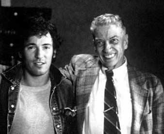Image result for john hammond bruce springsteen