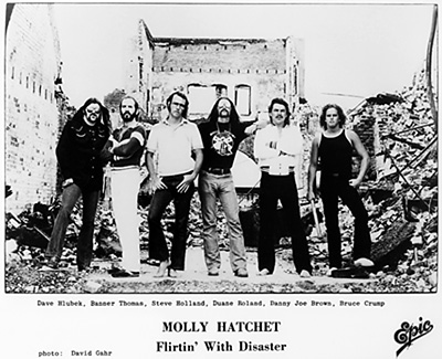 flirting with disaster molly hatchet original members names video