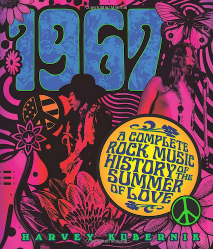 Best Music Coffee Table Books.1967 Book Celebrates Music Of The Summer Of Love Best Classic Bands