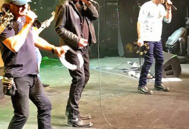Brian Johnson, Robert Plant Join Paul Rodgers Gig