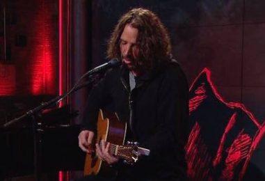 Rock Stars Mourn Soundgarden's Chris Cornell