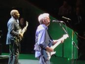 Eric Clapton Returns to London's Royal Albert Hall