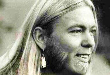 Gregg Allman, Music Legend, 1947 – 2017