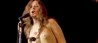 Janis Joplin Slays 'Ball and Chain' in Monterey Pop