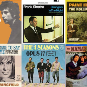 Radio Hits of May 1966: It's Raining, It's Pouring