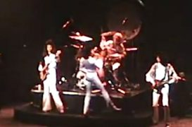 Watch: Queen Concert Footage From 1976
