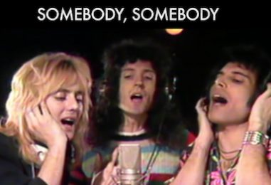 Queen Issue 'Somebody to Love' (Official Lyric Video)