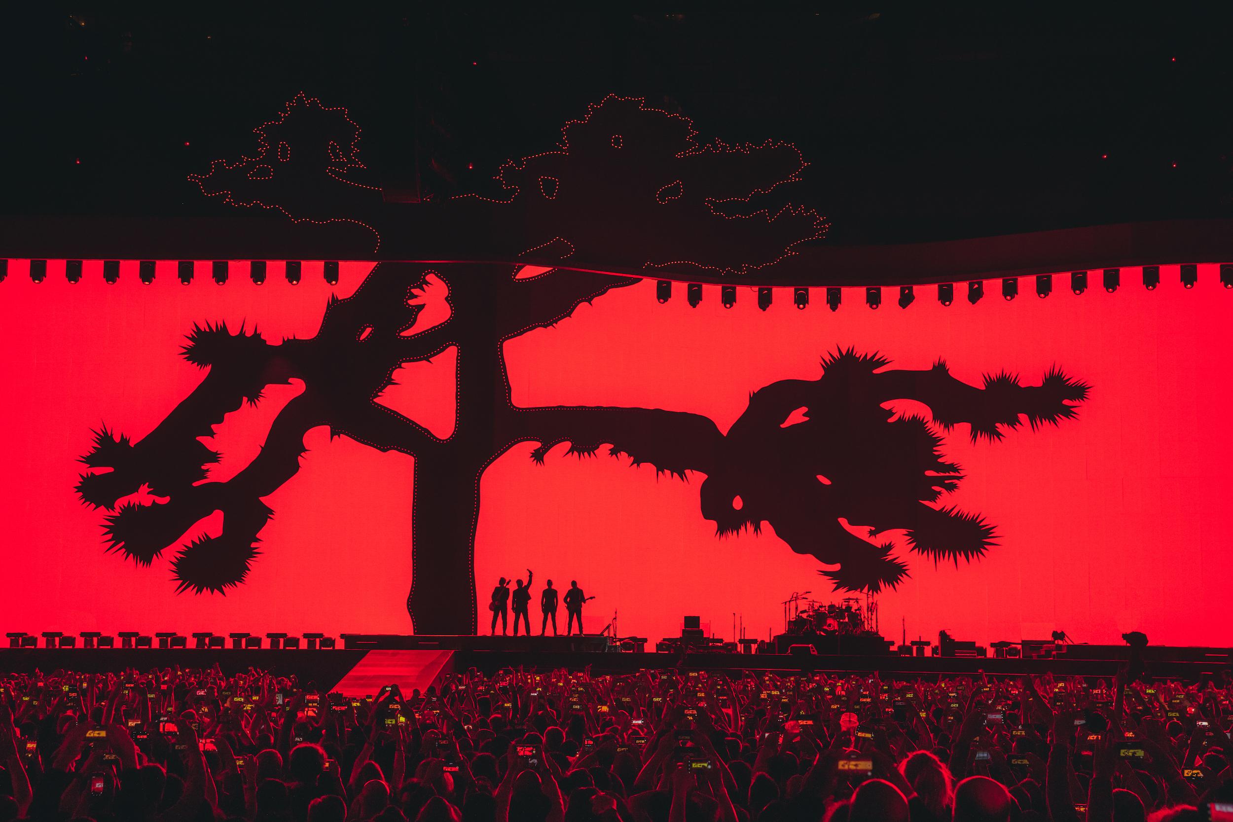 U2 Begin The Joshua Tree Tour 2017 Best Classic Bands
