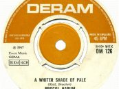 Procol Harum's 'A Whiter Shade of Pale' @ 50