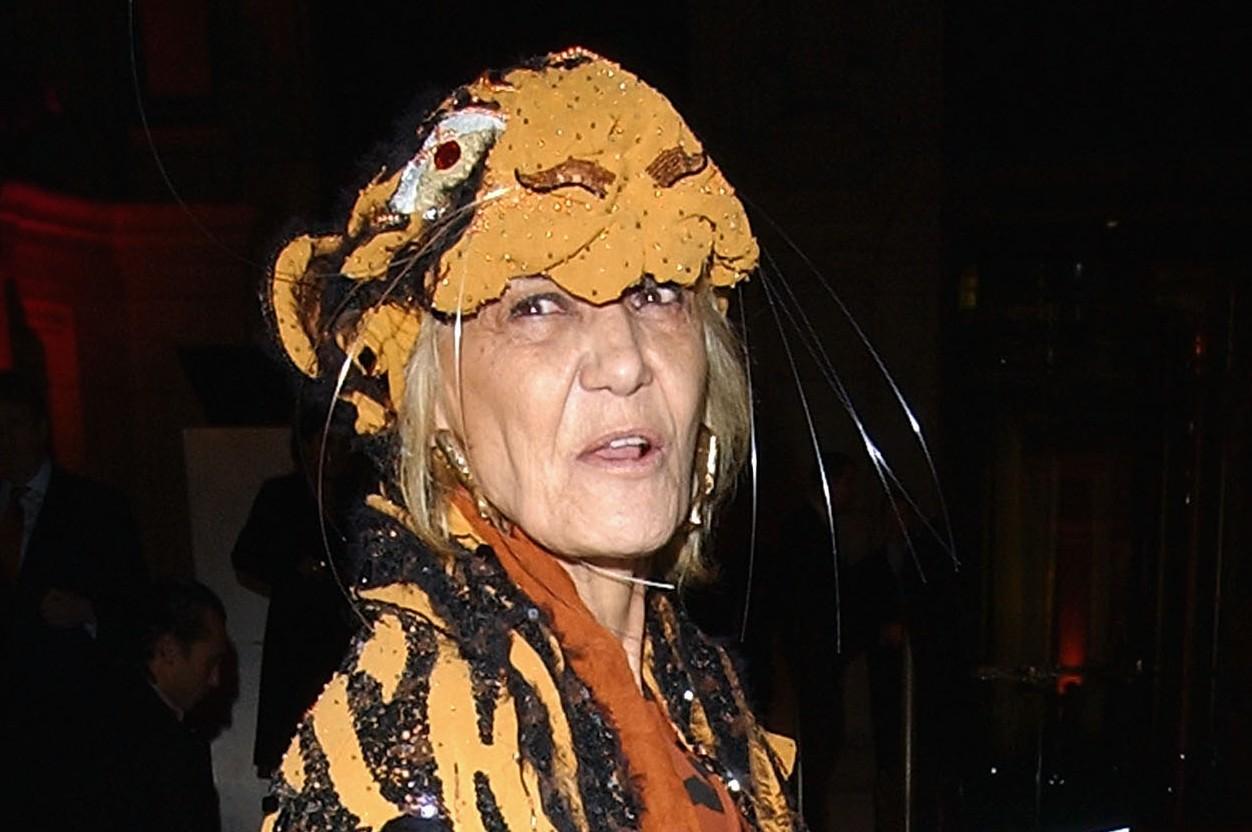 Anita Pallenberg Keith Richards Ex Girlfriend Dies