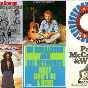 Radio Hits June 1974: From 'Sundown' to 'Midnight'
