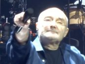 Phil Collins Opens South American Tour in Rio