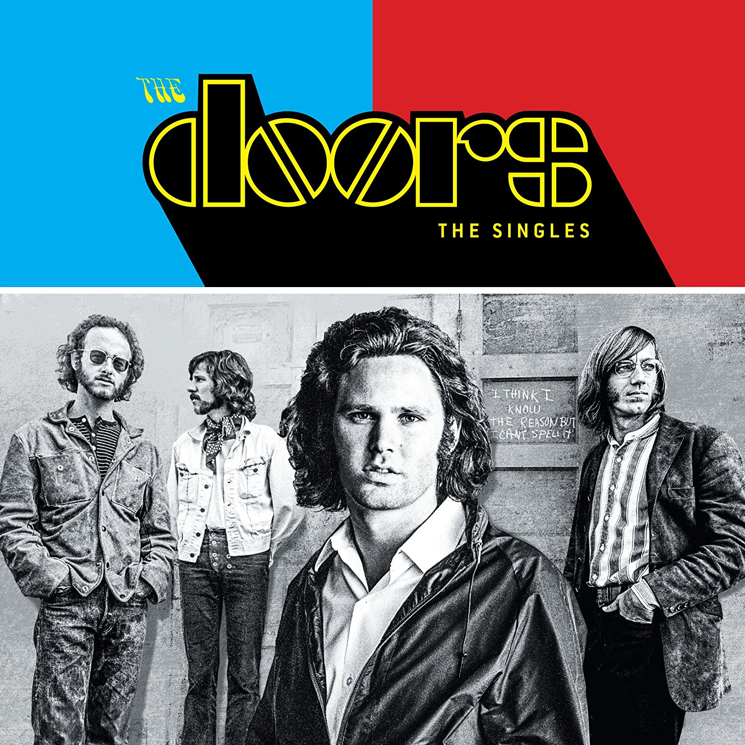 the doors singles collection arrives friday best classic bands. Black Bedroom Furniture Sets. Home Design Ideas