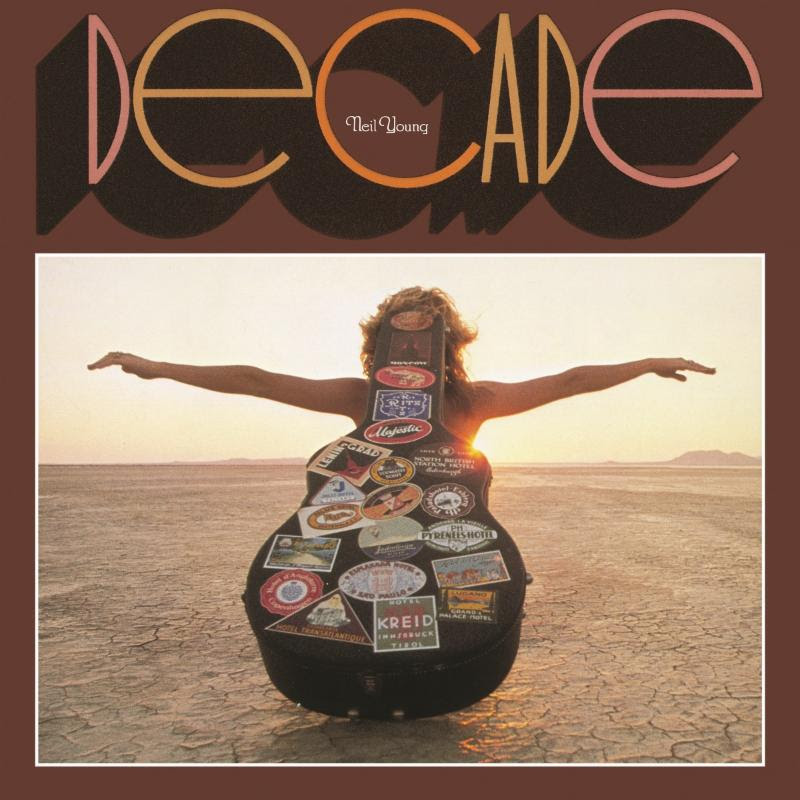 Neil Young Decade Reissued On 40th Anniversary Best Classic Bands