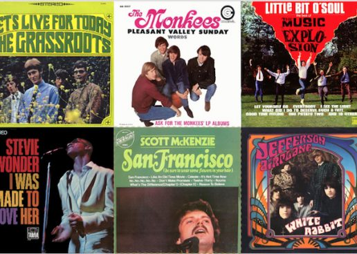 Radio Hits July 1967: No Need to Change the Station