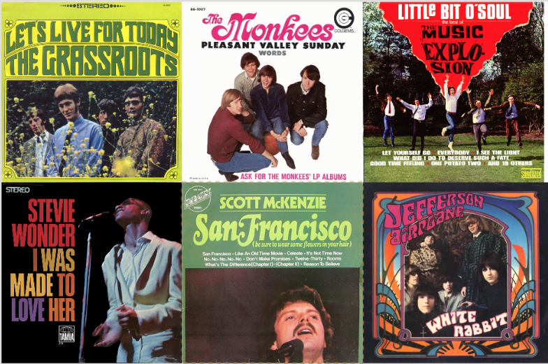 Top Radio Hits in July 1967: Look Back | Best Classic Bands