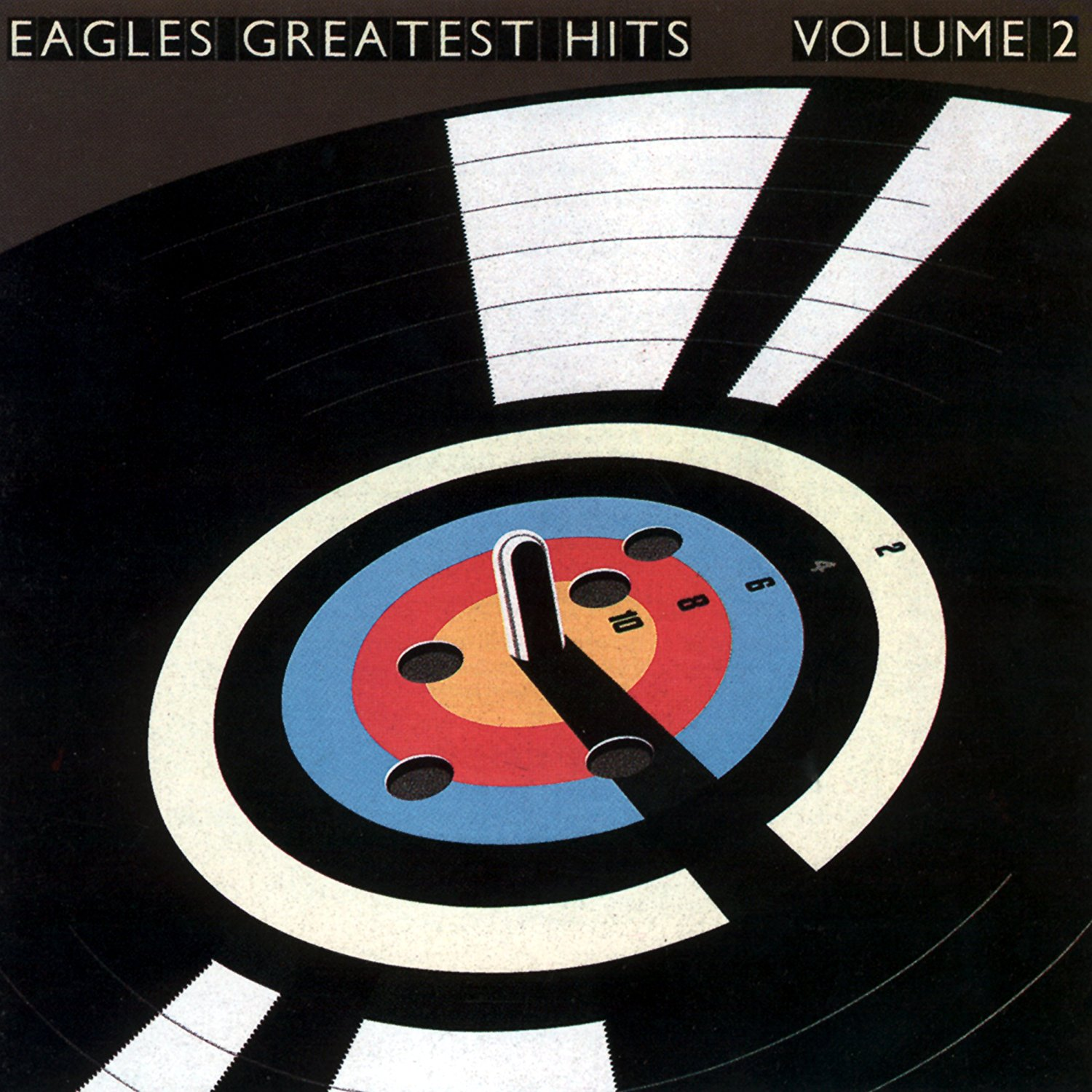 Eagles Greatest Hits 1 & 2 Combined On CD, Vinyl