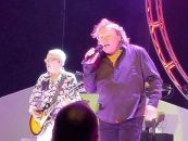 Watch: Lou Gramm Sings With Foreigner at Reunion