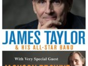 James Taylor Postpones 2020 Tour With Jackson Browne