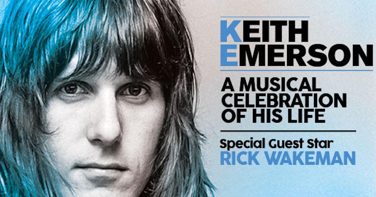 Keith Emerson Concert Tour