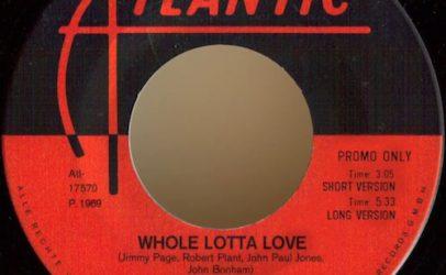 Led Zeppelin's Breakthrough With 'Whole Lotta Love'