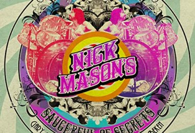 Nick Mason Re-Psychedelicizes Early Pink Floyd on New Live Release: Review