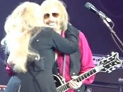 When Tom Petty and Stevie Nicks Shared the Stage For the Last Time