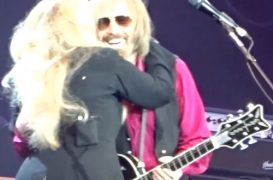 Tom Petty, Stevie Nicks Share 2017 London Stage