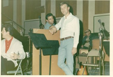 Glen Campbell's Early Session Career Recalled