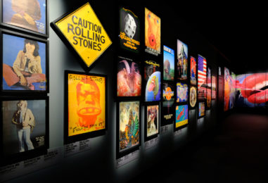 Rolling Stones Exhibitionism Returning as 'Unzipped'