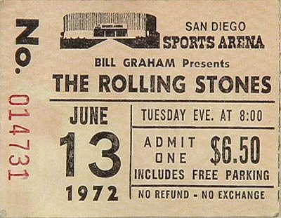 Stevie Wonder's Higher Ground on '72 Stones Tour | Best