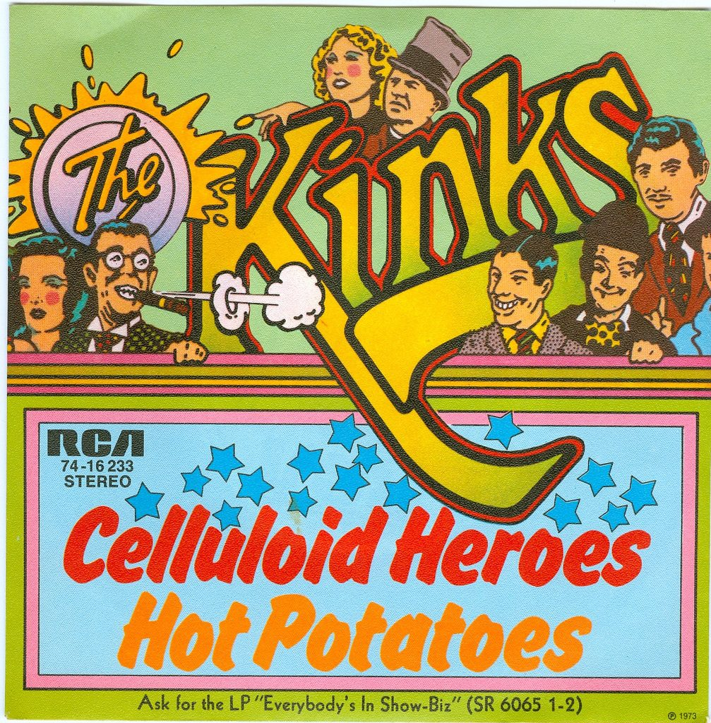 The Kinks\' \'Celluloid Heroes\': Everybody\'s a Star… | Best Classic Bands