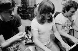 Oct 22, 2017: AC/DC Producer George Young Dies