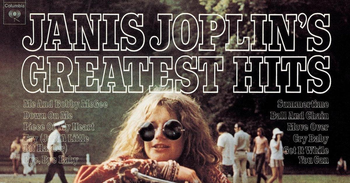 Janis Joplin S Greatest Hits Gets Vinyl Reissue Best