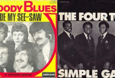 The Moody Blues and Four Tops' 'Simple Game'
