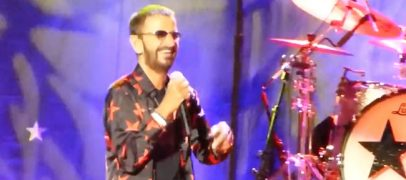Ringo Starr Begins 2017 Tour of All-Starr Band