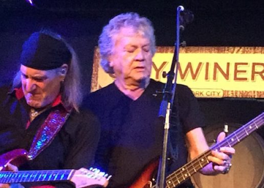 Moody Blues' John Lodge 2017 Solo Tour: Review