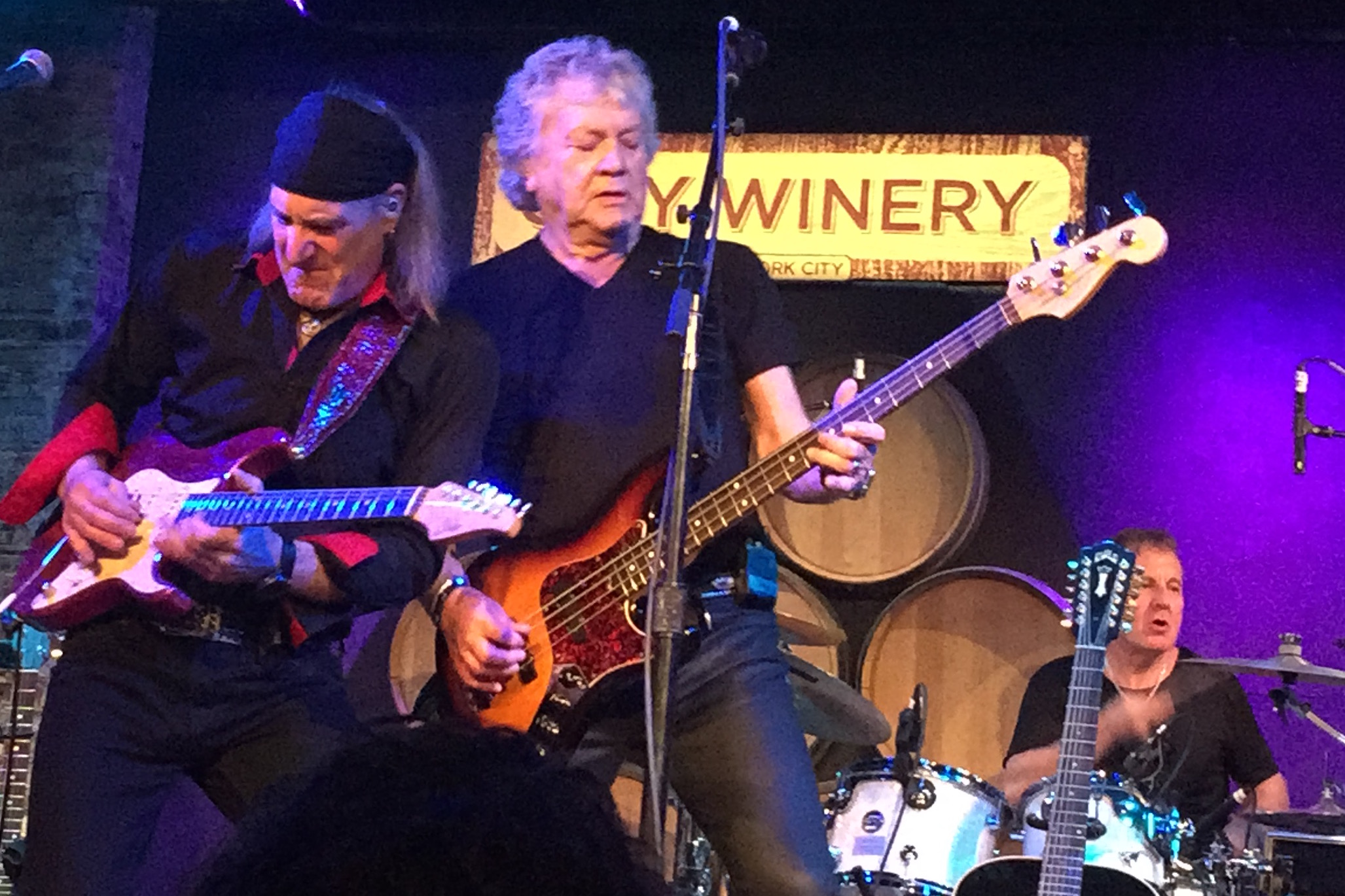 Moody Blues John Lodge 2017 Solo Tour Review Best Classic Bands