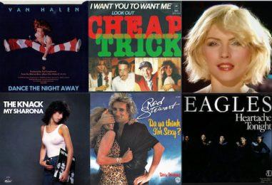 Radio Hits of 1979: My, My, My, Aye-Aye, Woo