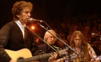 Bob Dylan 30th Anniversary Concert: All-Star Lineup