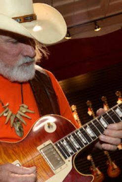 Dickey Betts' Brain Surgery 'a Success': Manager