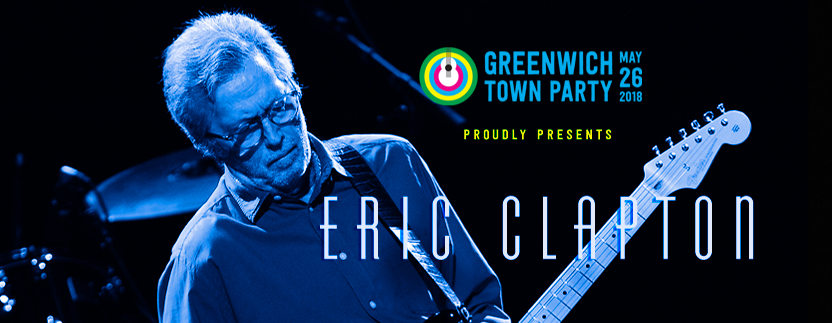 Eric Clapton to Headline Greenwich (CT) Town Party | Best Classic Bands