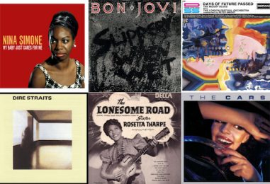 Moody Blues, Cars, Bon Jovi Lead Rock Hall 2018
