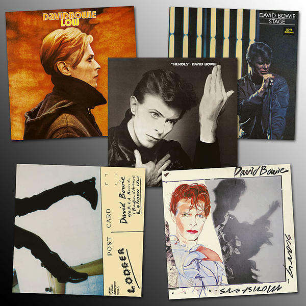 More Of David Bowie S Catalog Gets Reissued Best Classic