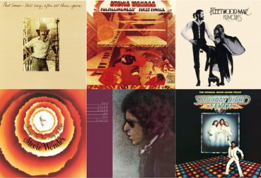 The 5 Album of the Year Grammys From 1975-1979